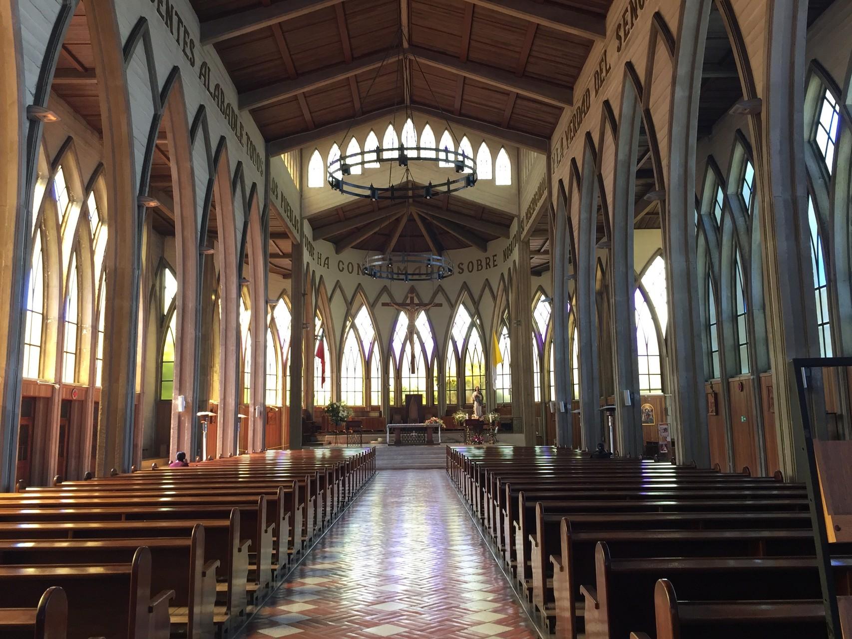 Osornoa Kirche