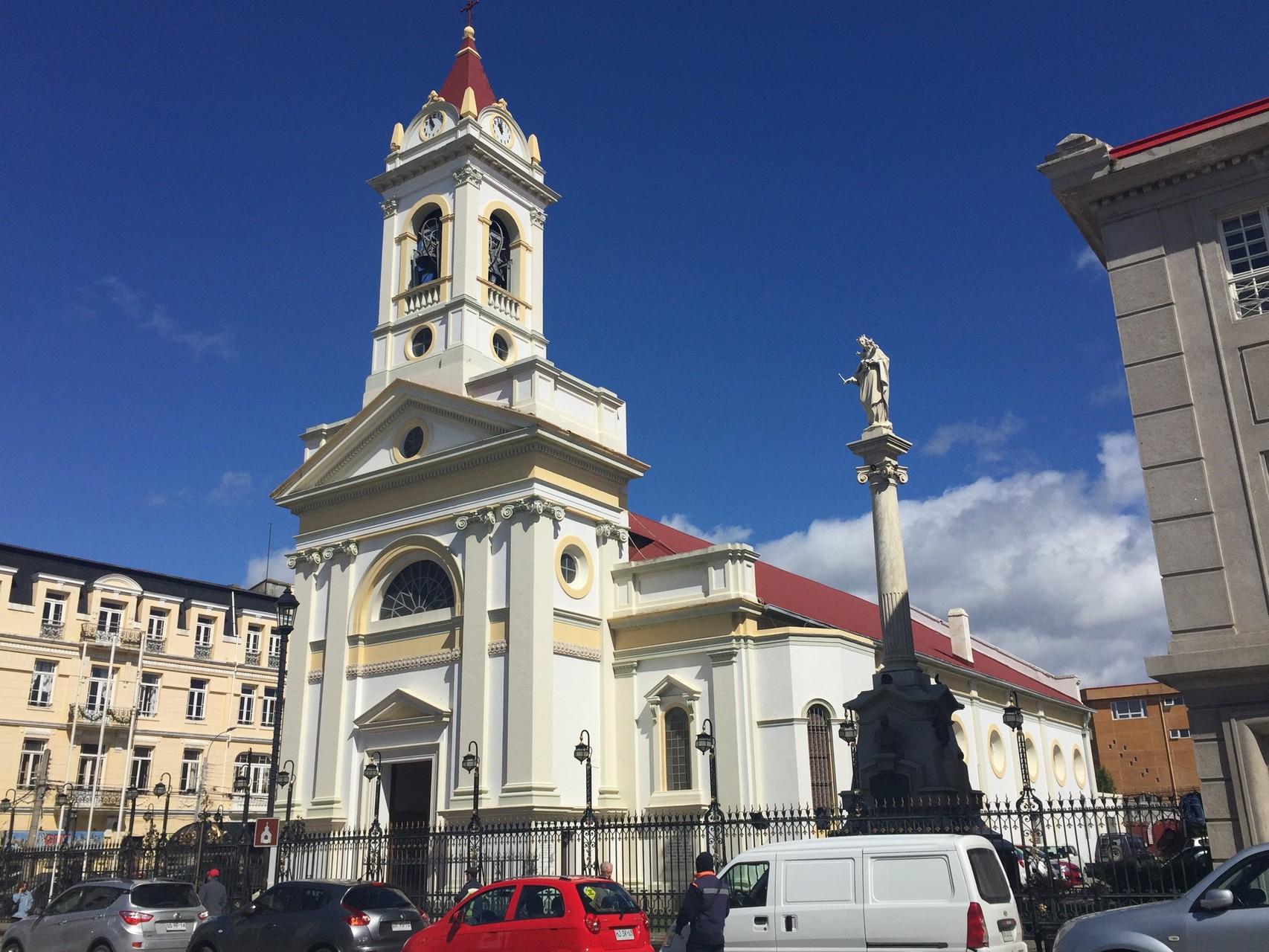 Kathedrale am Hauptplatz