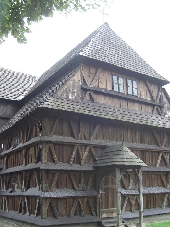 Artkularkirche in Hronsek bei Banska Bystrica