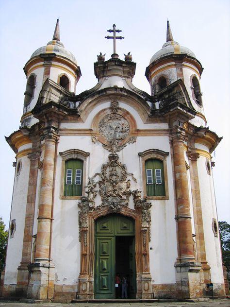 Iglesia Sao Francisco de Assis