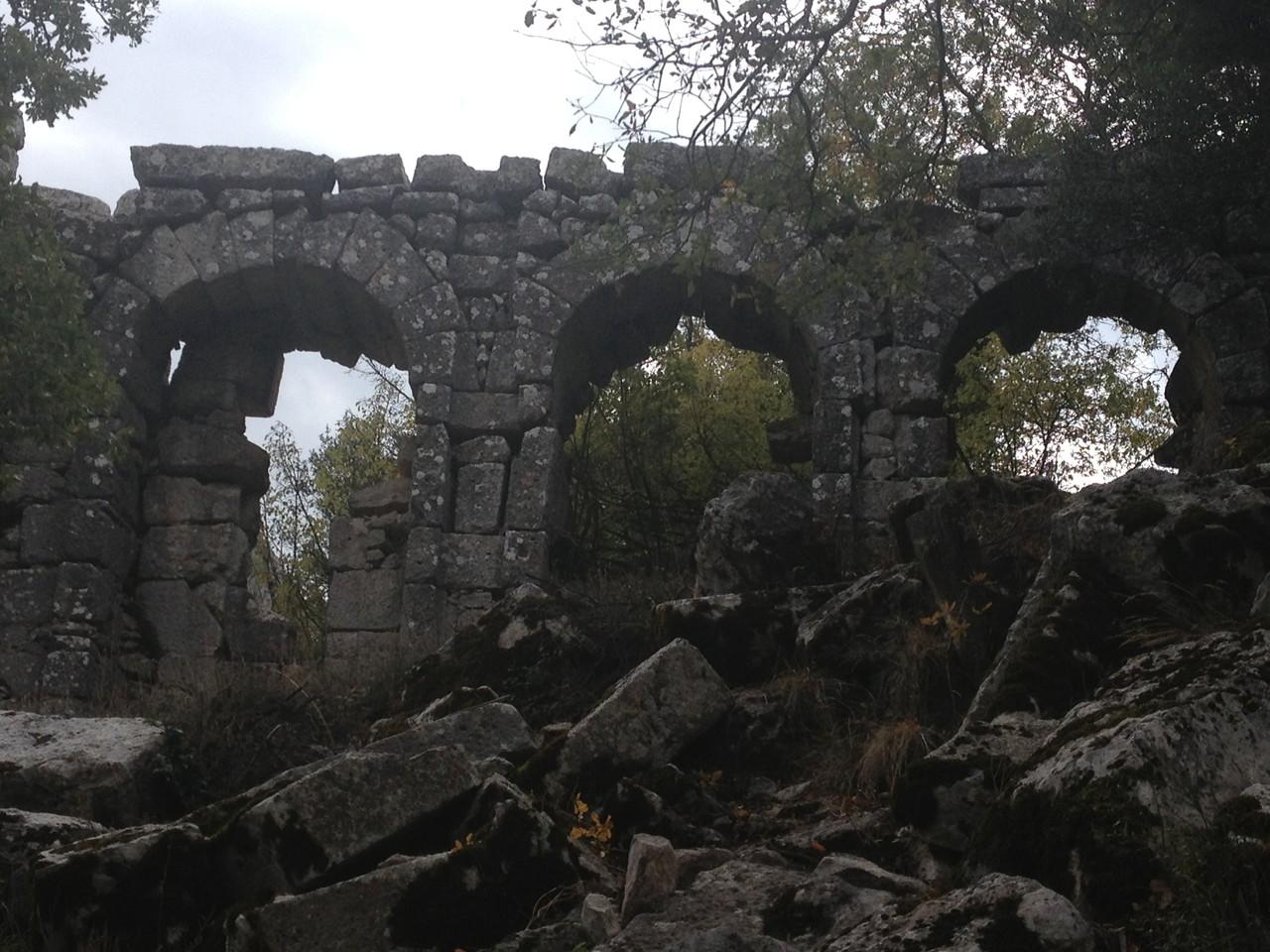 Ruinenstadt Termessos