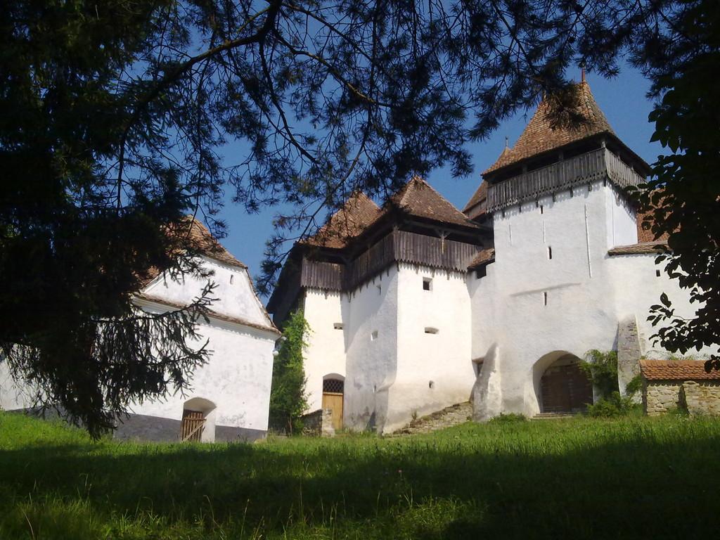 Wehrkirche von Viscri