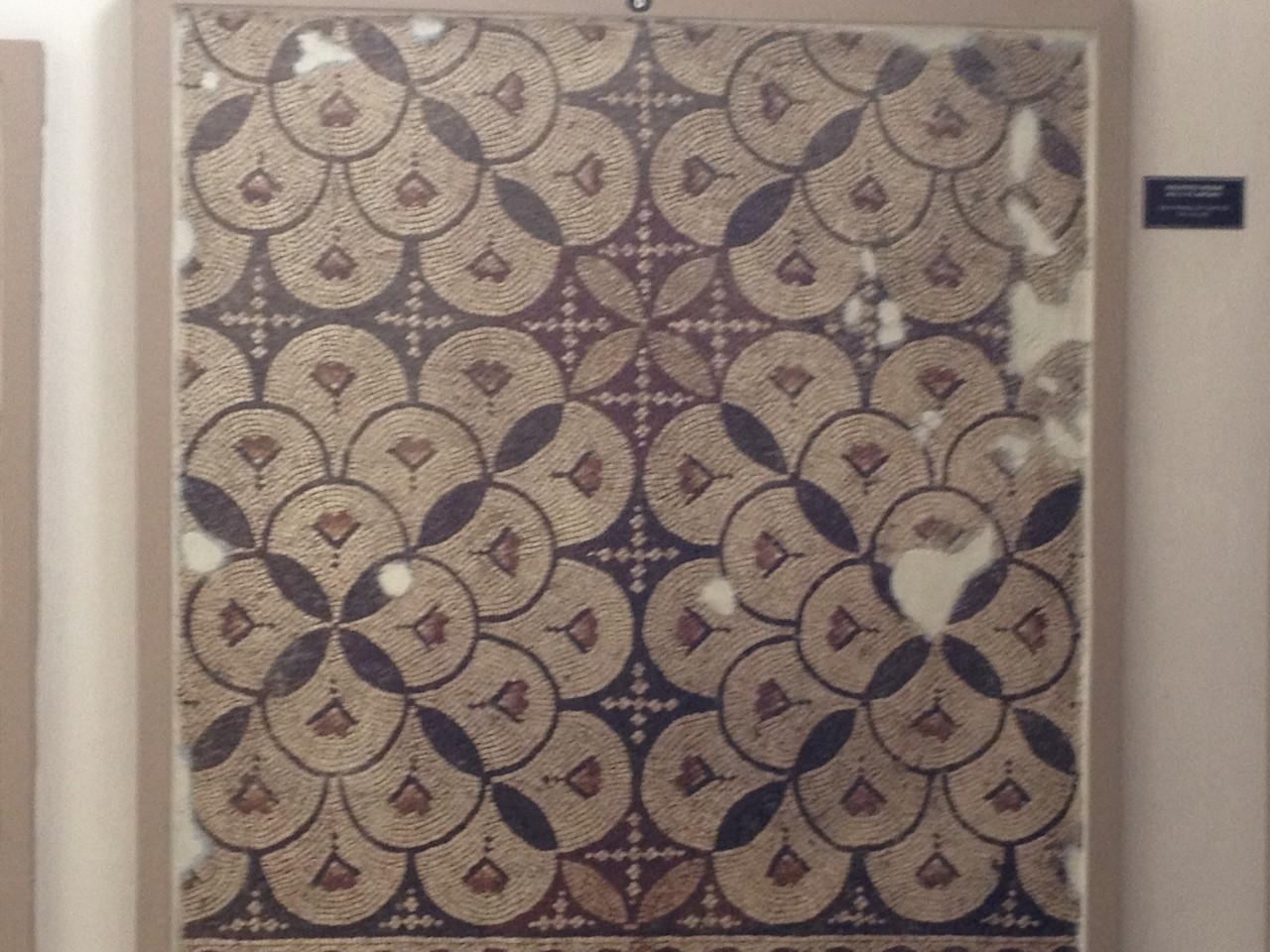 Mosaike im Museum von Antakya