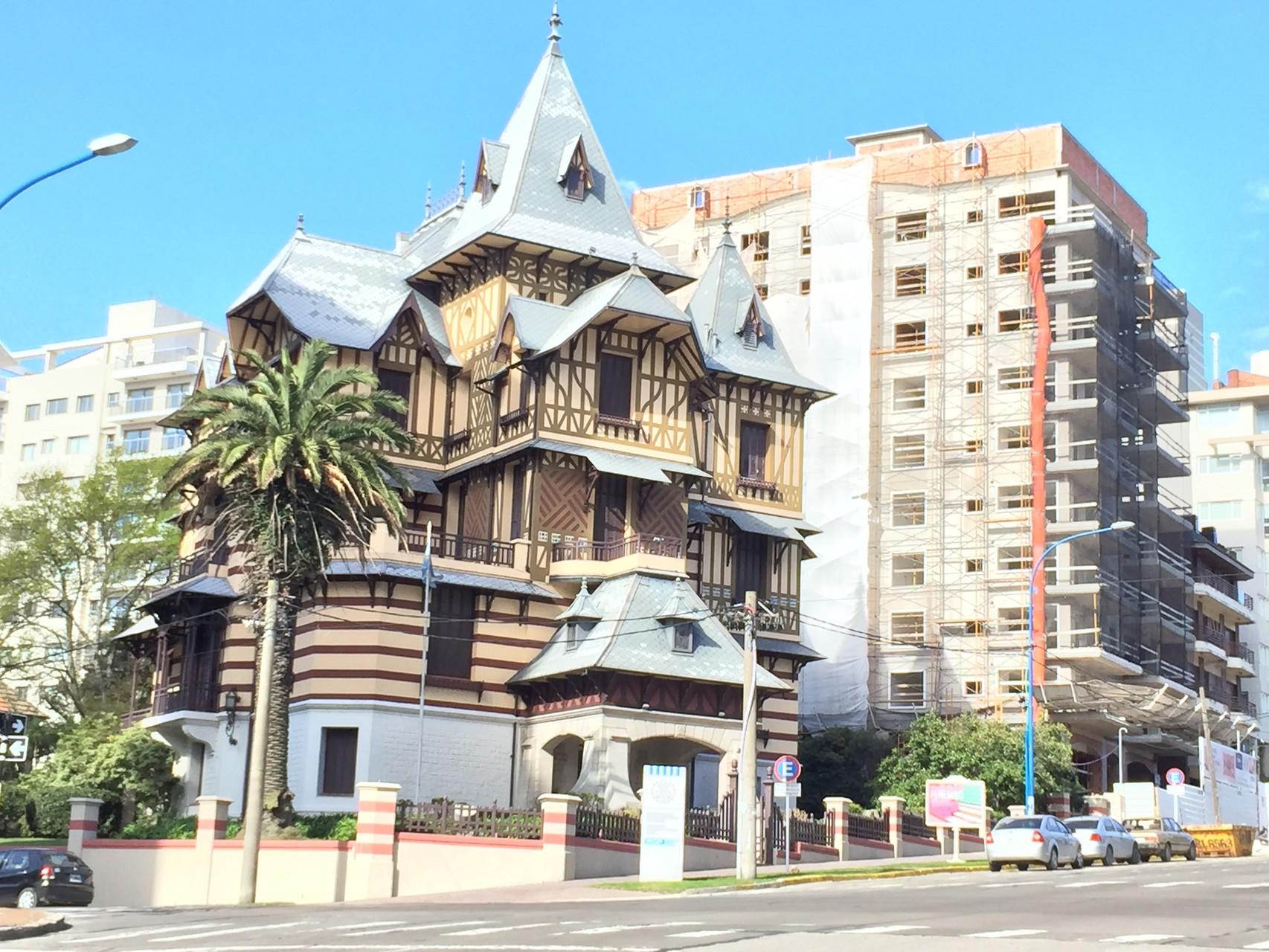 Altes Haus in Bahaia Blanca