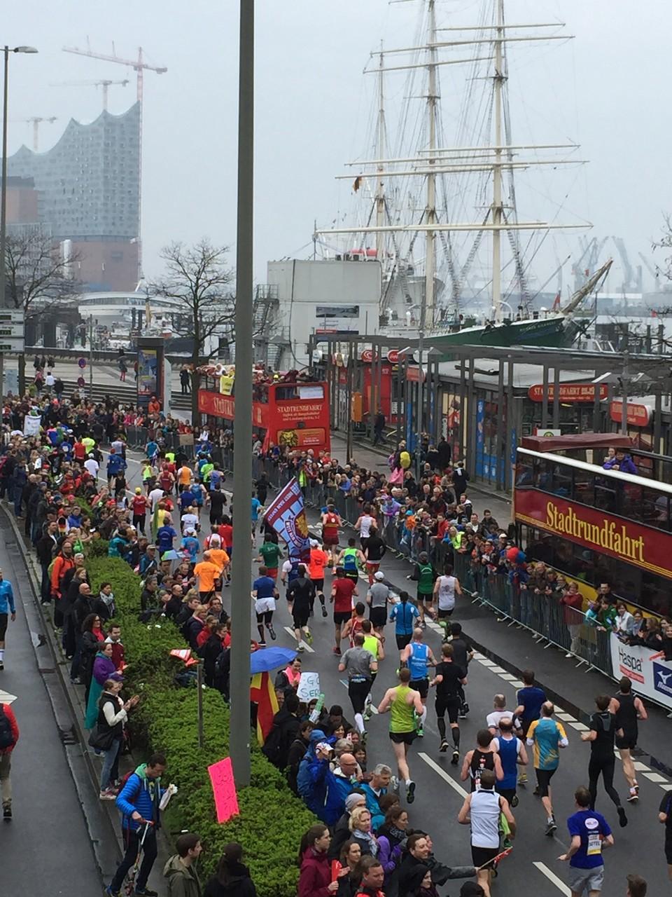 Marathon von Hamburg
