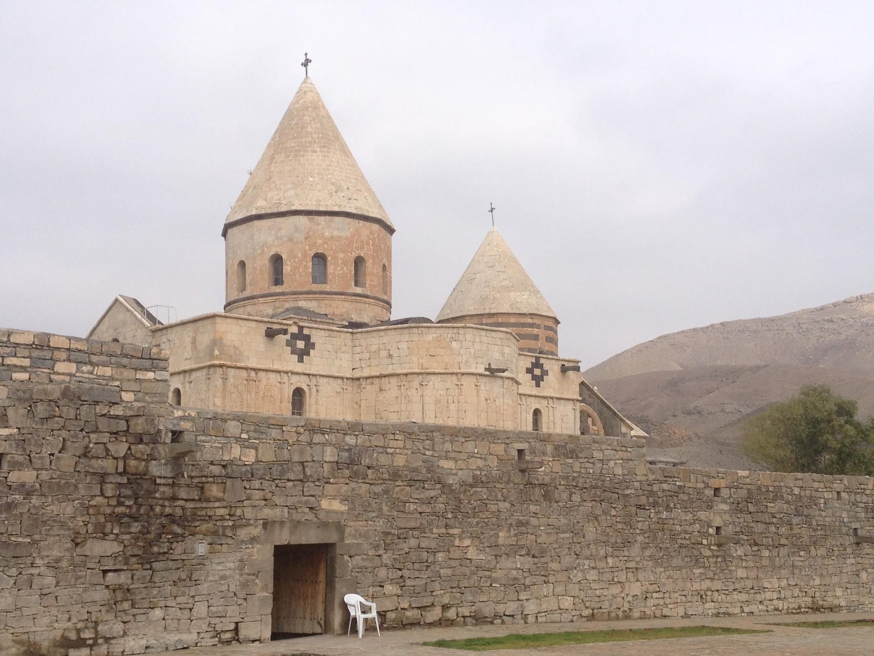Armenisches Kloster Dzorzor