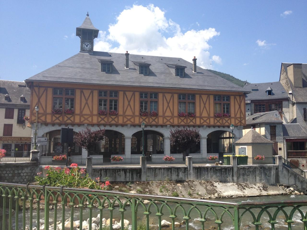 Markthalle inArreau