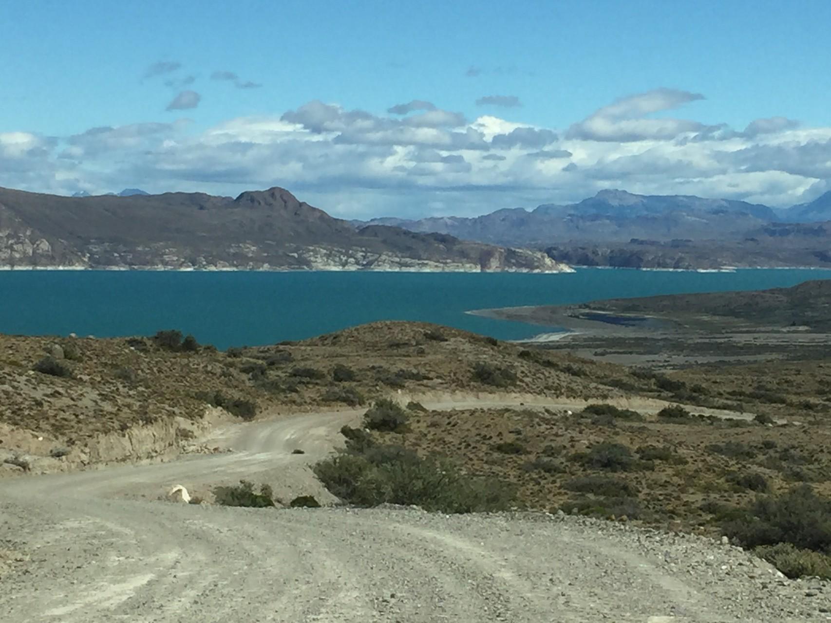 Richtung Paso Roballos