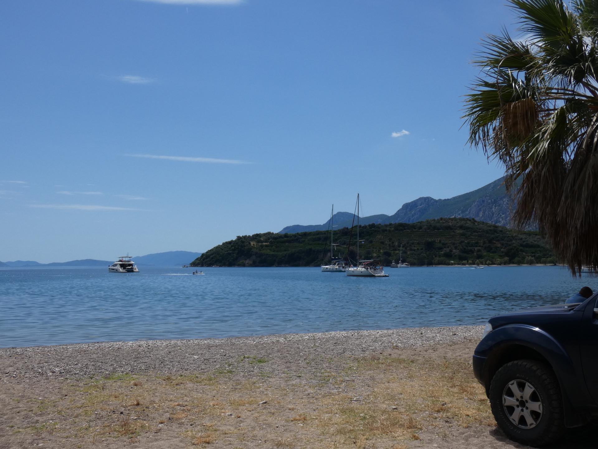 Beach Epidauros....