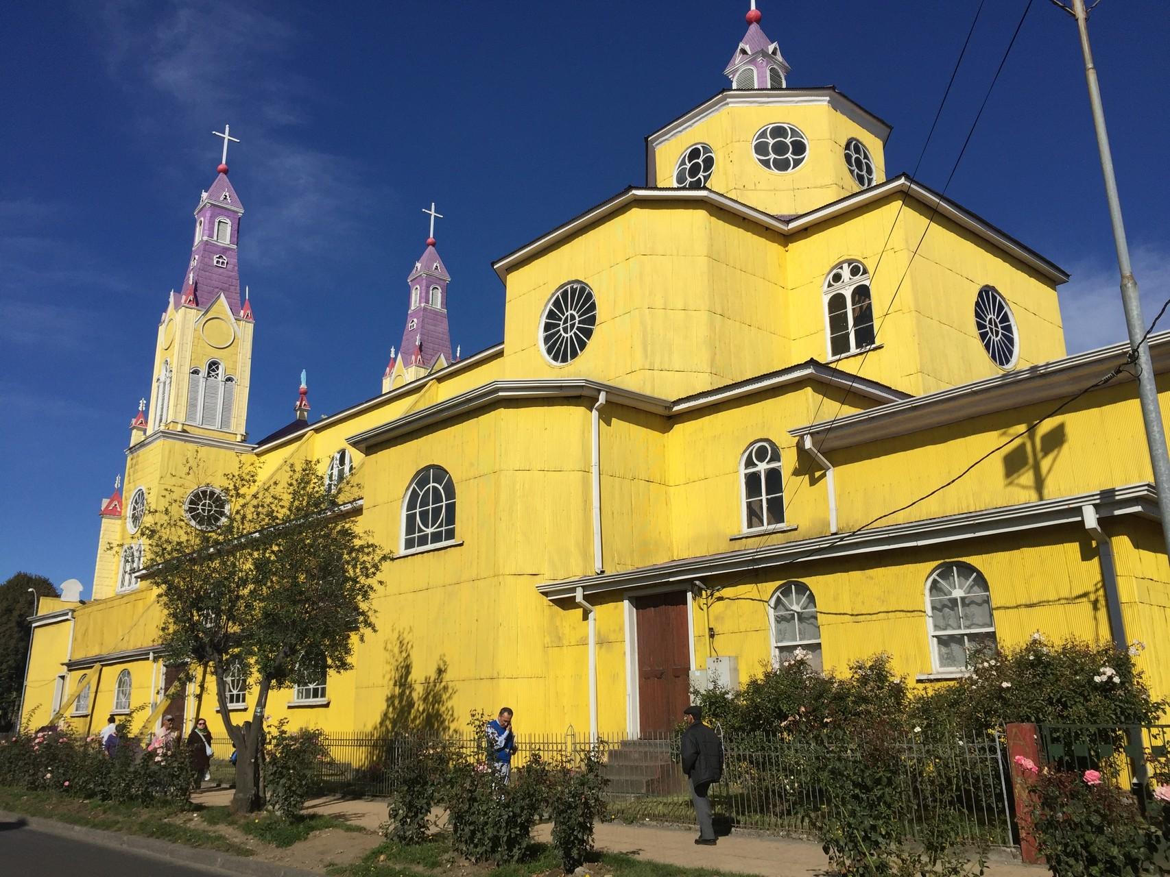 Kirche in Castro