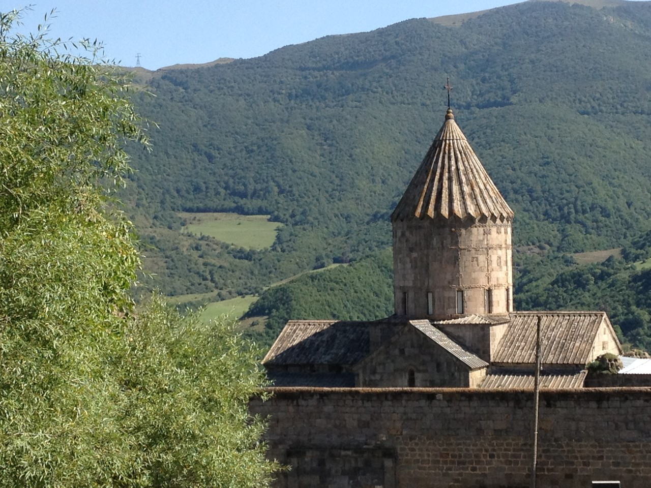 Monastry Tatev