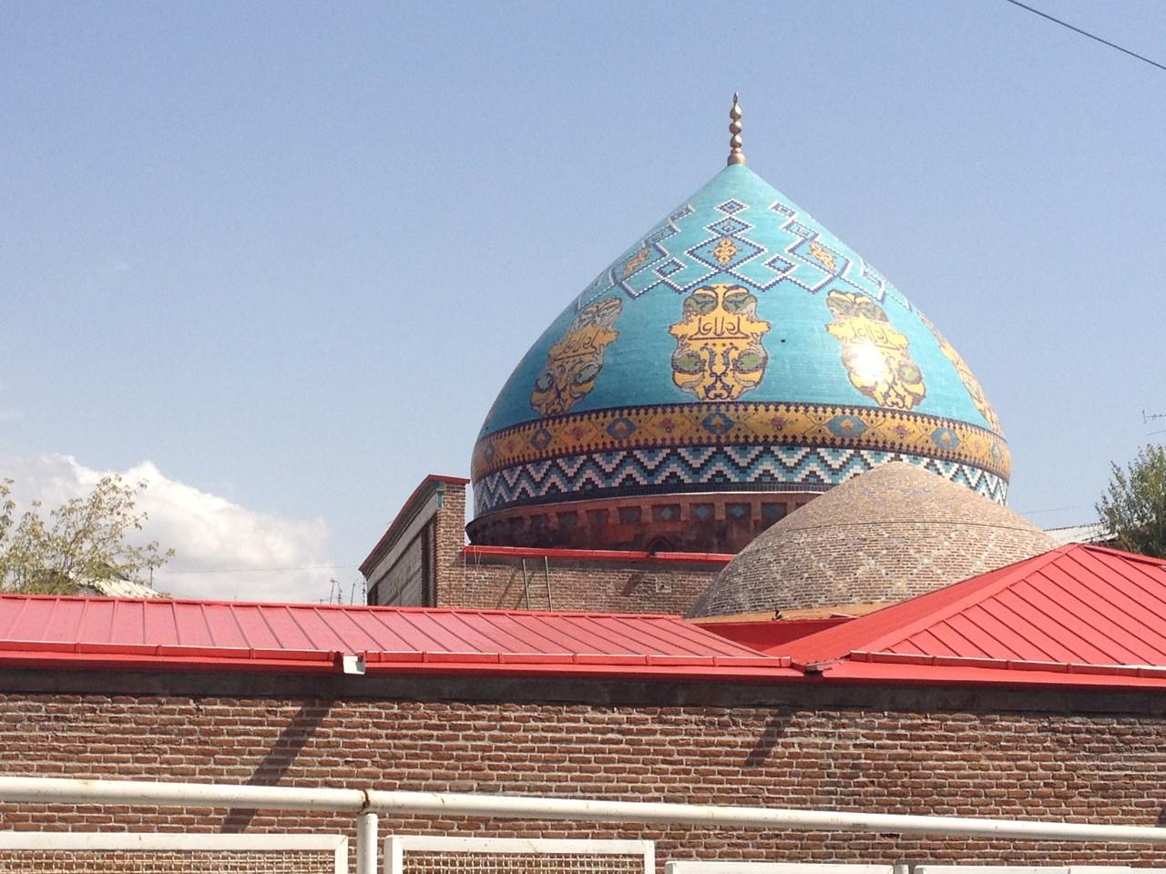 Moschee in Yerevan
