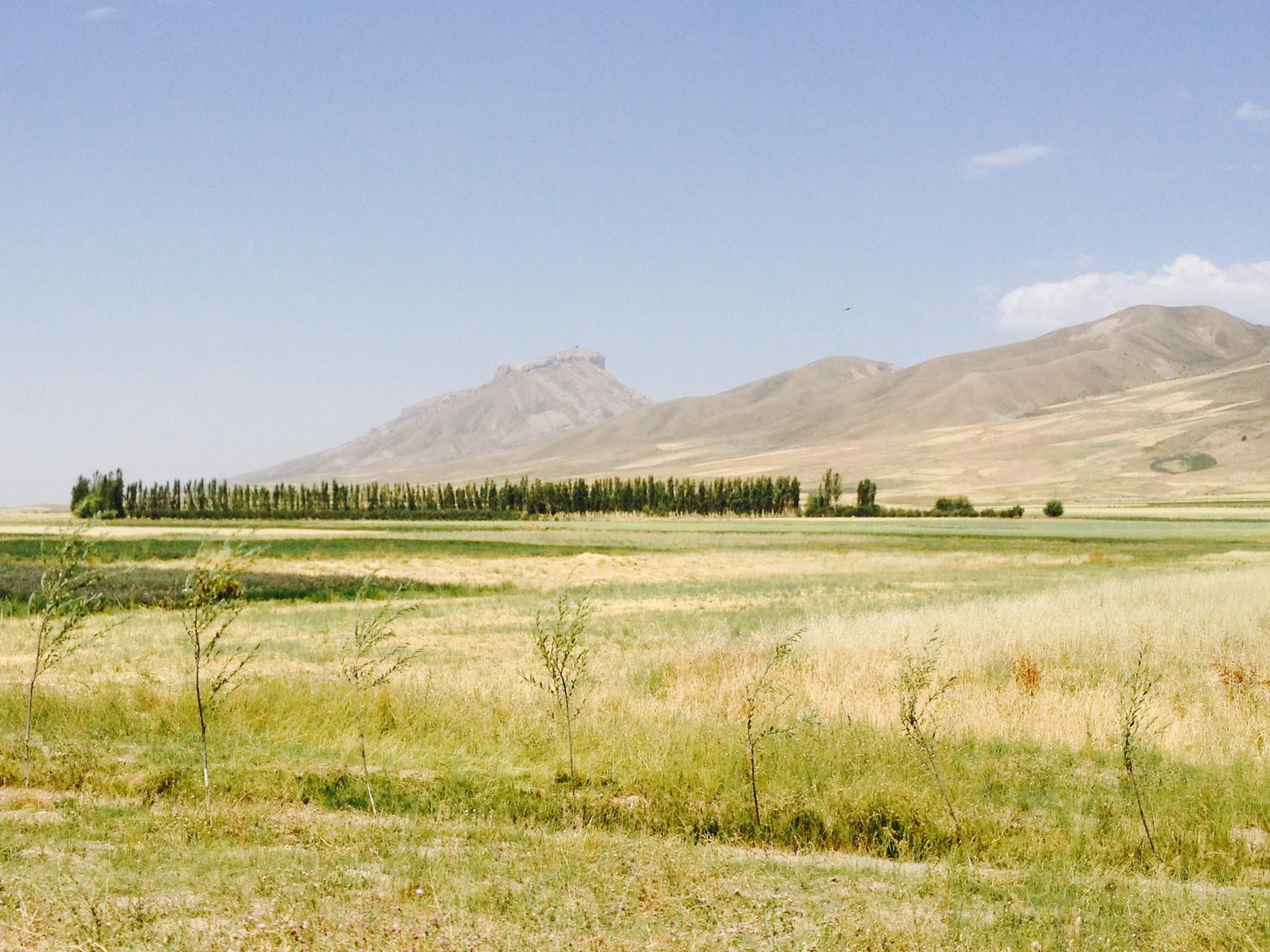 Wir verlassen nach 500km den Pamir, Richtung Duschanbe