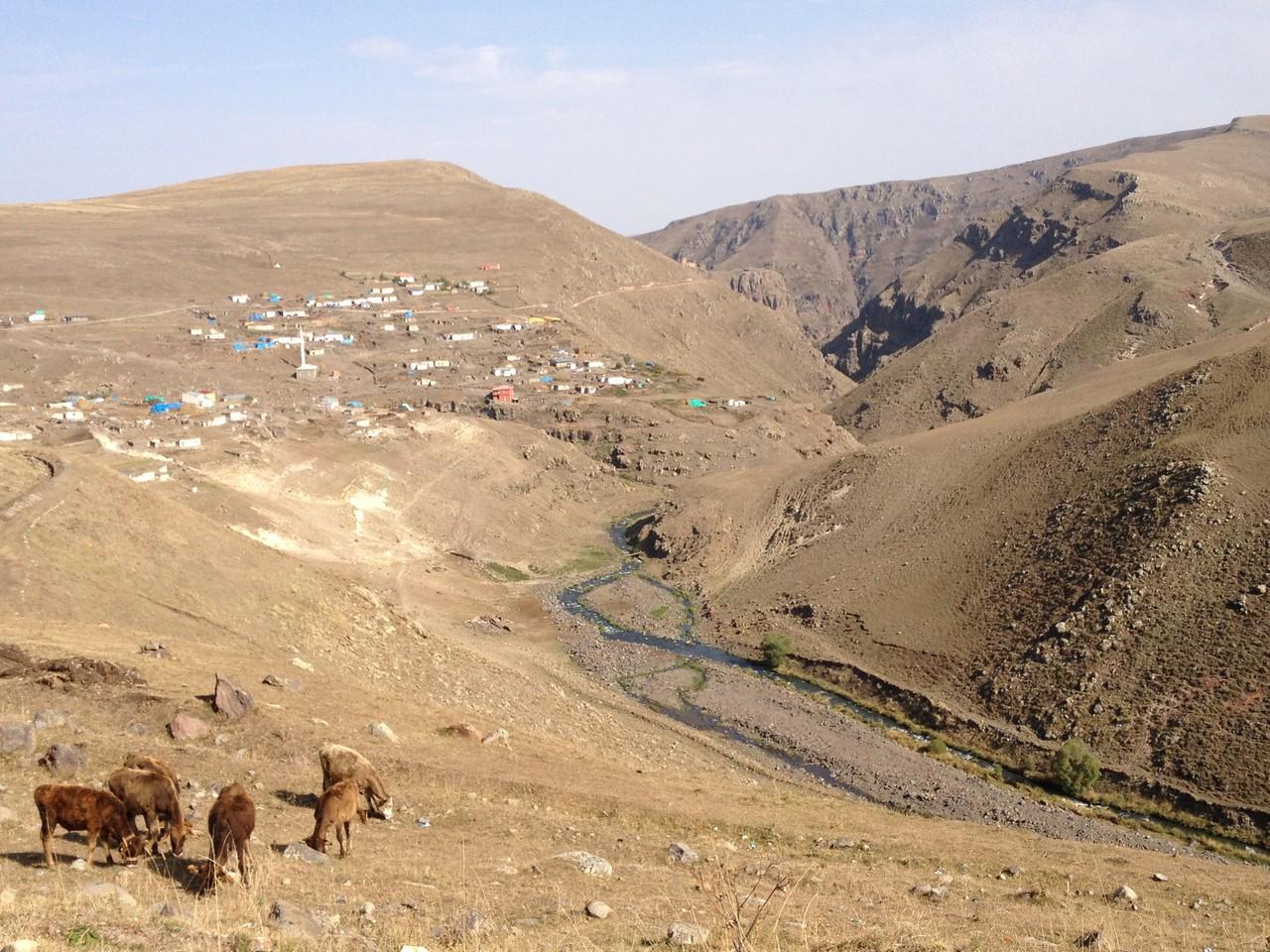 Unsere ersten Eindrücke im Osten der Türkei