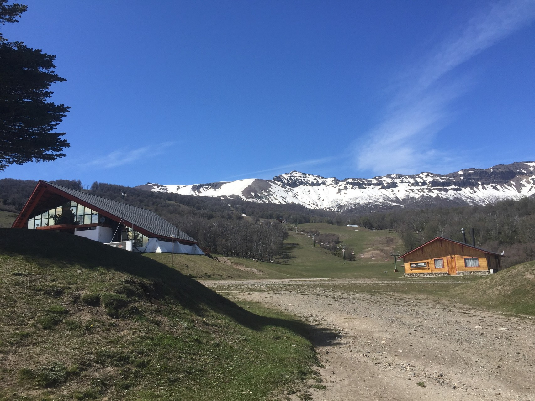 Skigebiet Martin de los Andes