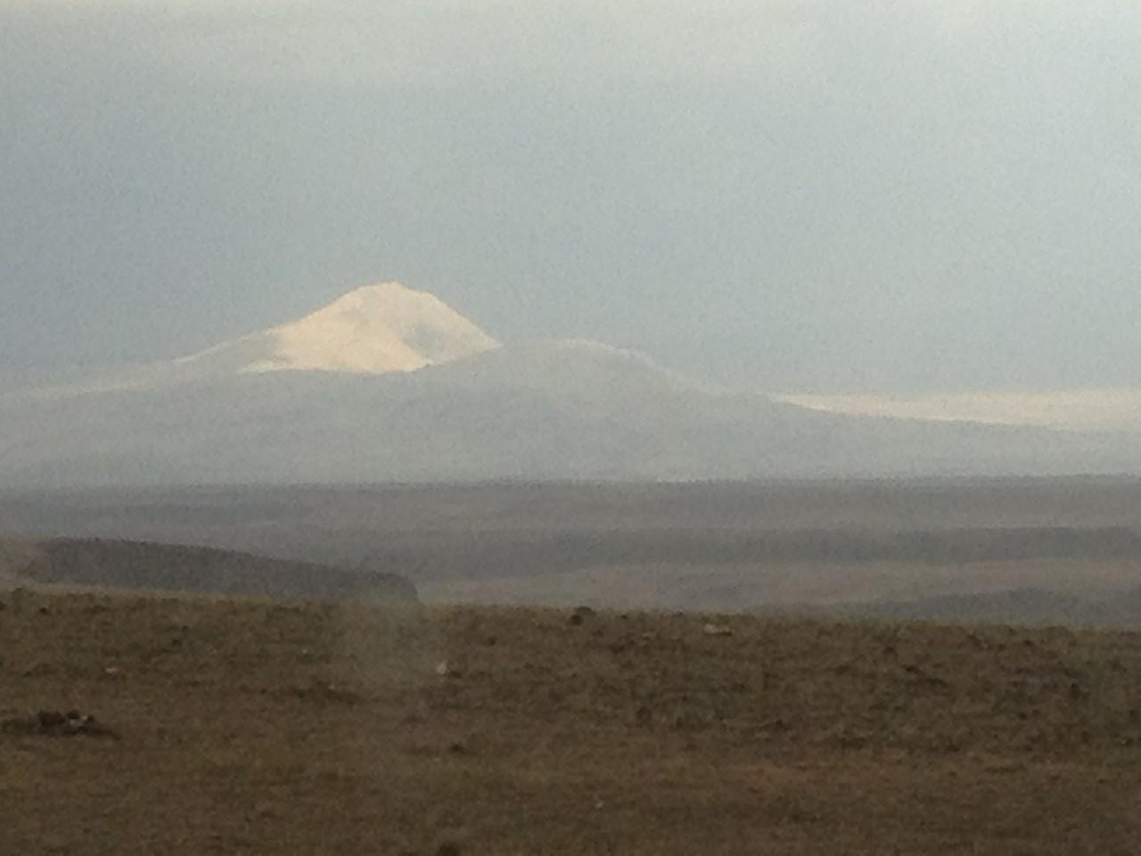 Endlich wieder der Ararat!