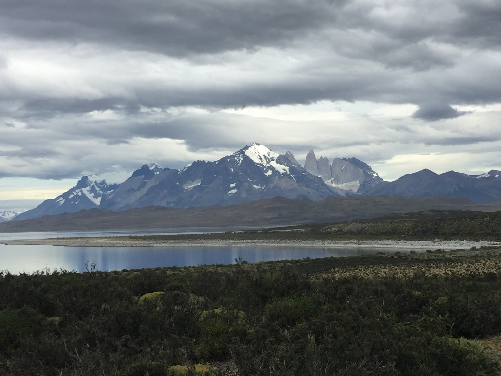Von Puerto Natale Richtung Torre del Paine