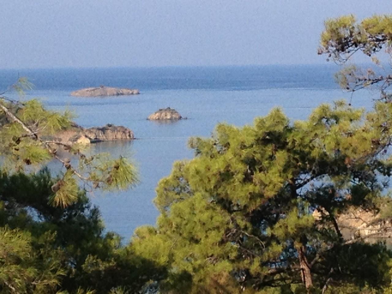 Küstenlandschaften auf der Halbinsel Datca