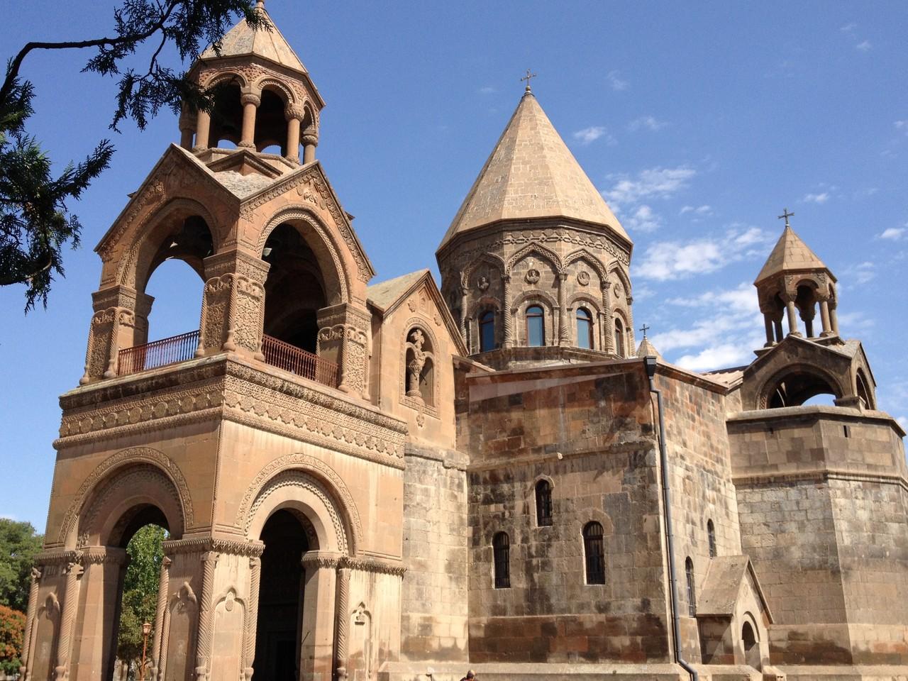 Kirche von Echmiadzin