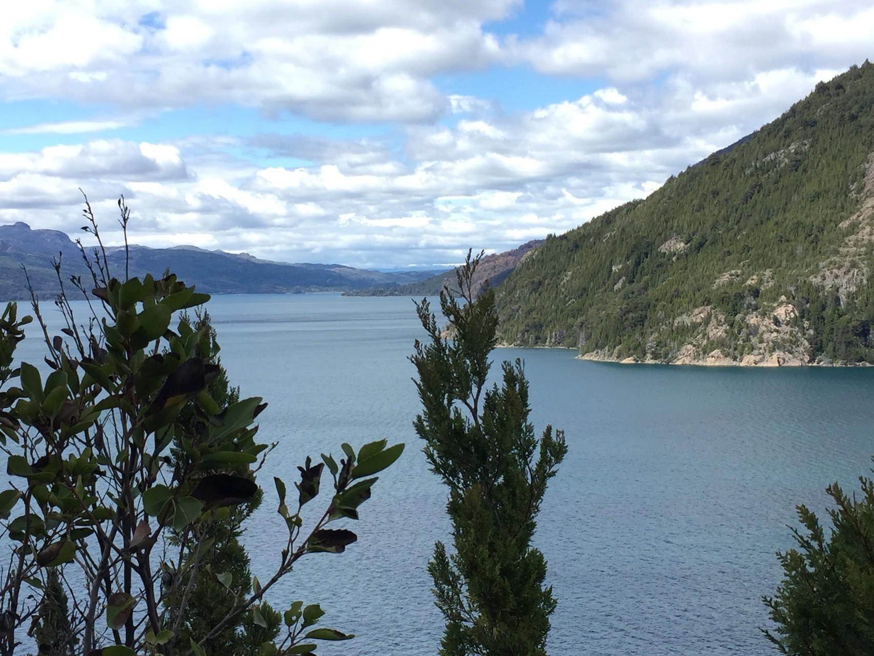 erster Eindruck vom Nationalpark Los Alerces