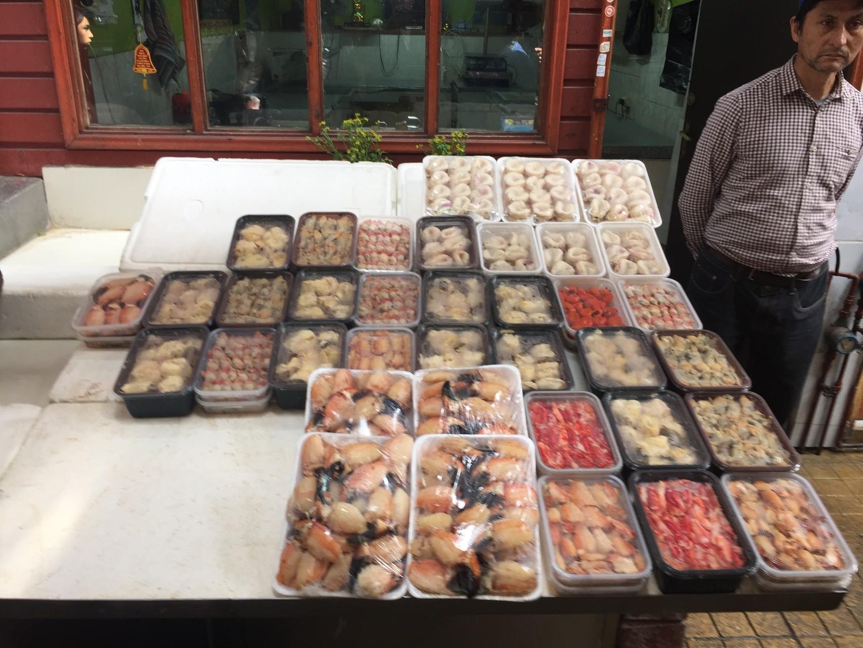 Fischmarkt Puerto Montt