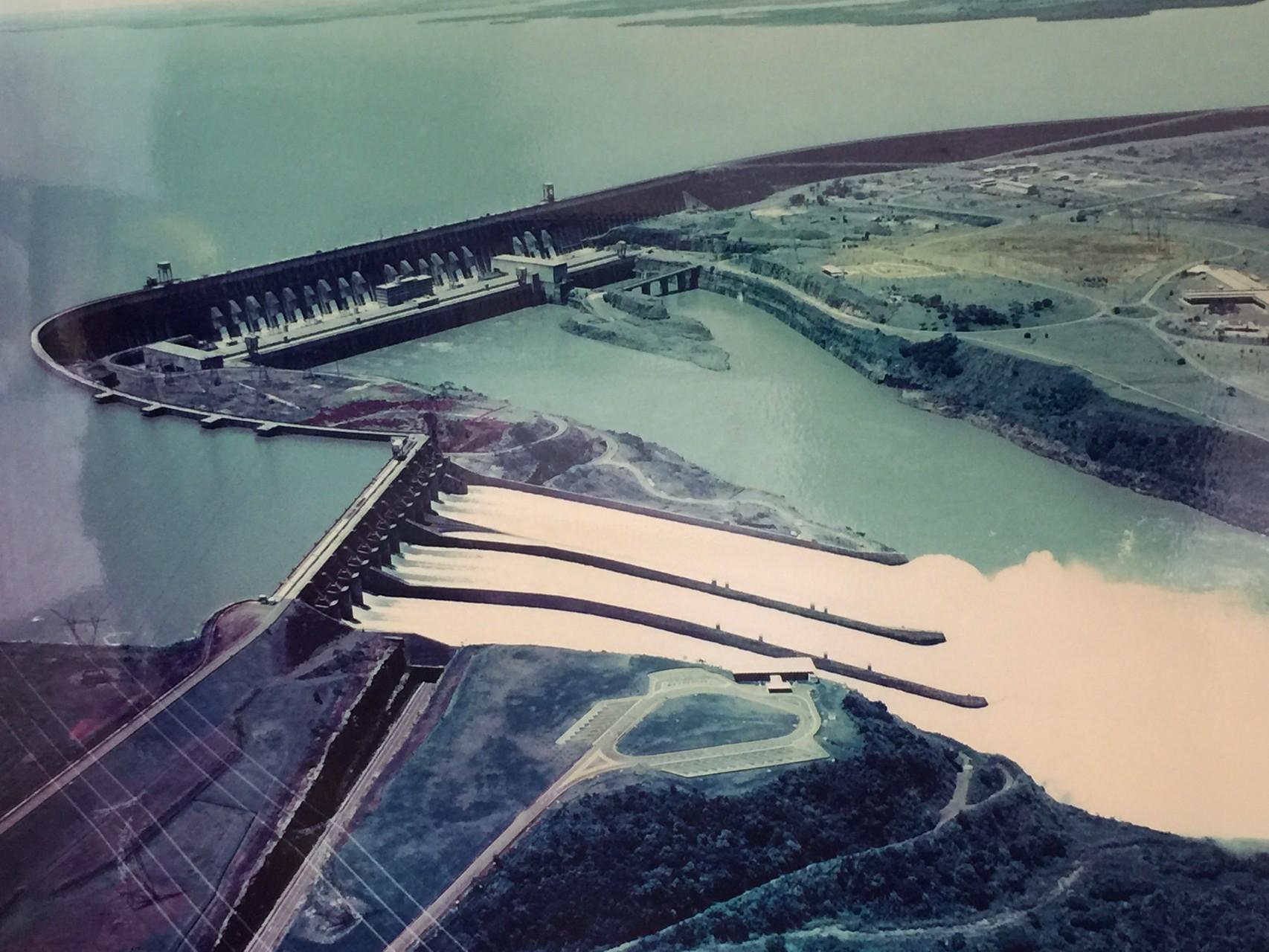 Kraftwerk Itaipu