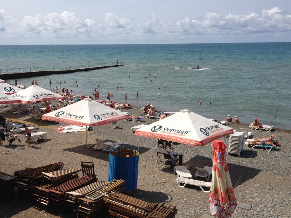 Sochi - Strand