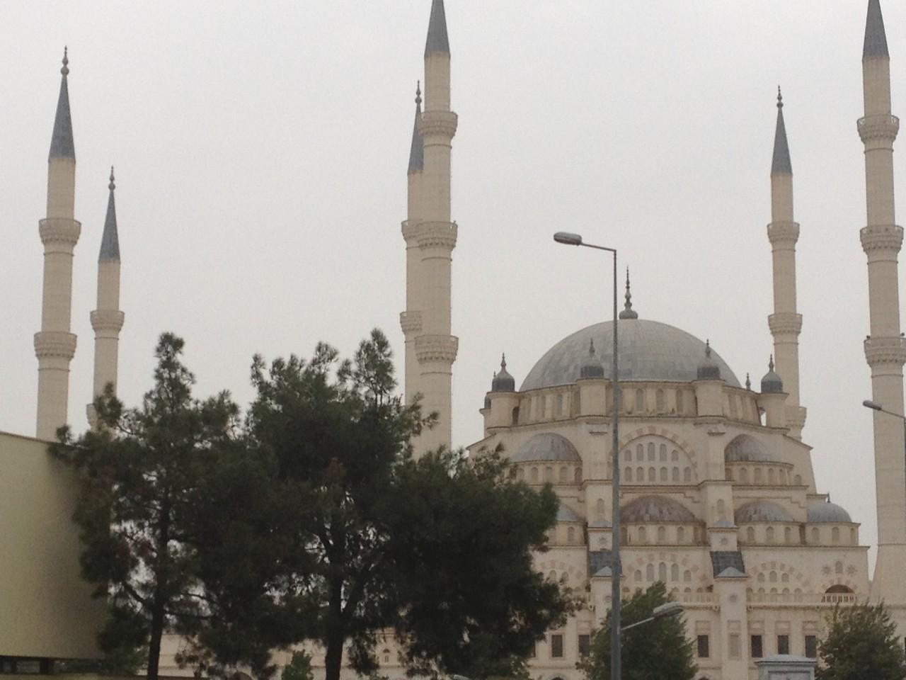 grosse Moschee in Mersin