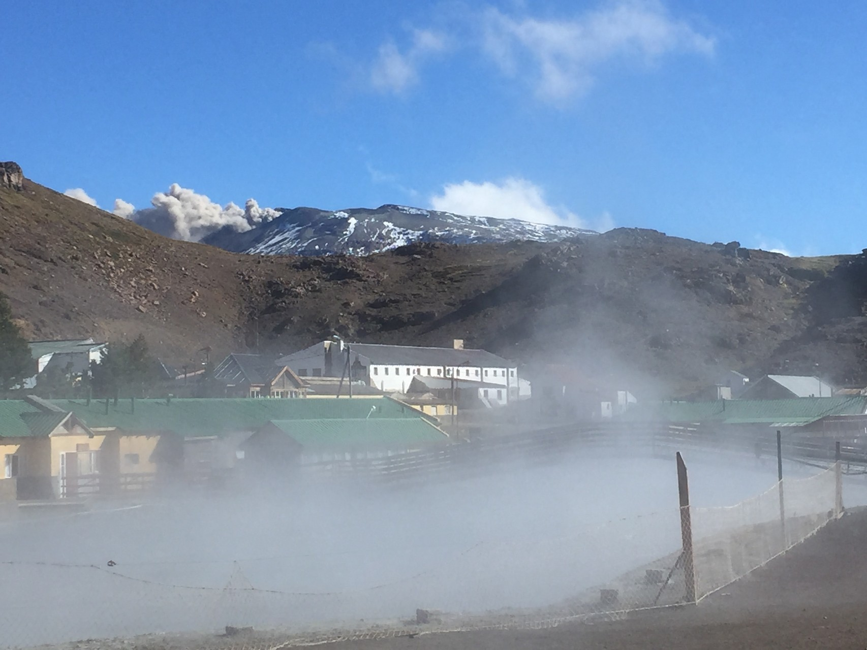 Thermalbad Copahue