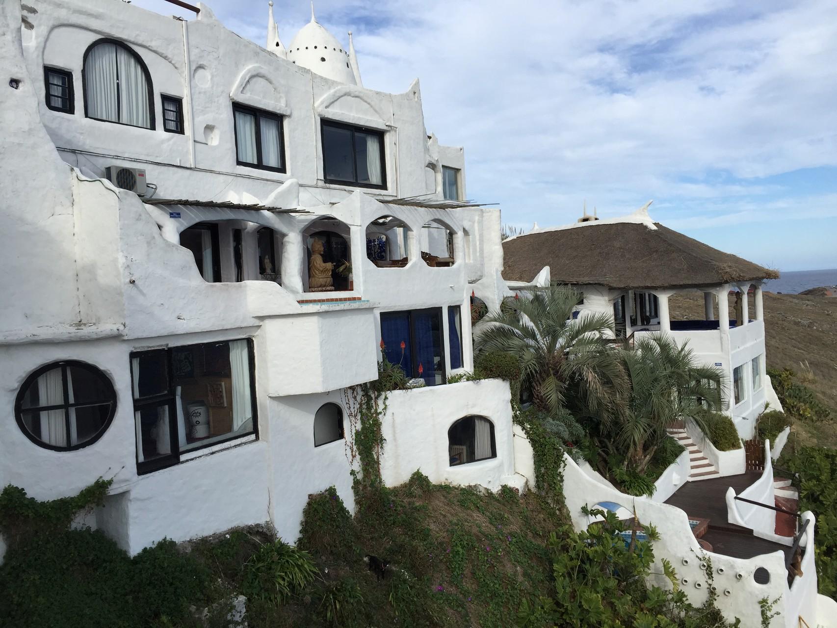 Haus des berühmten Künstlers Carlos Paez Vilero