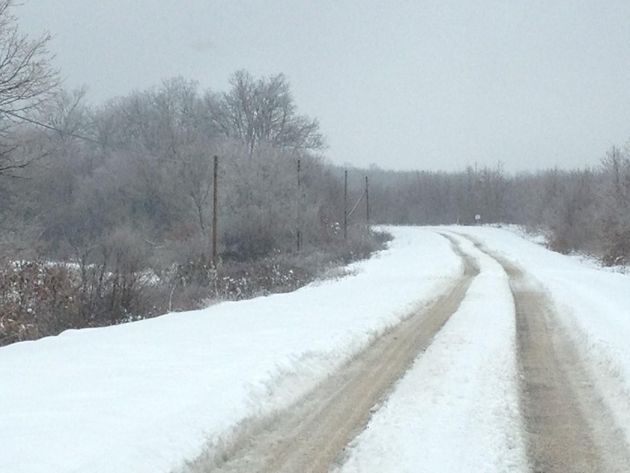 ....und immer mehr Schnee
