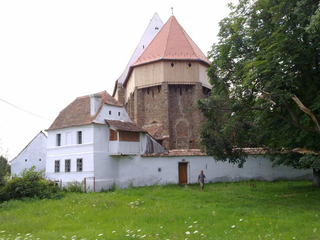 Wehrkirche von Biertam