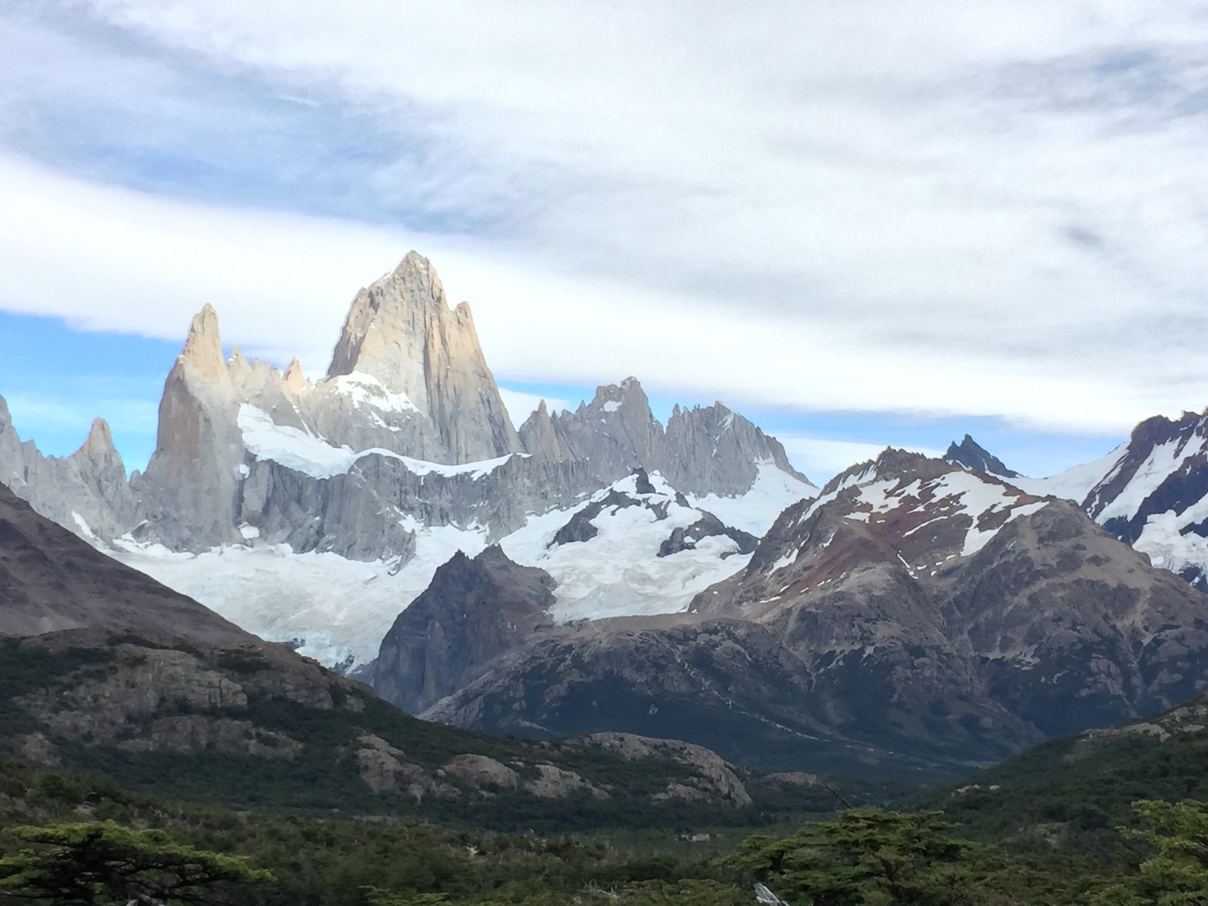Lookout Fitz Roy