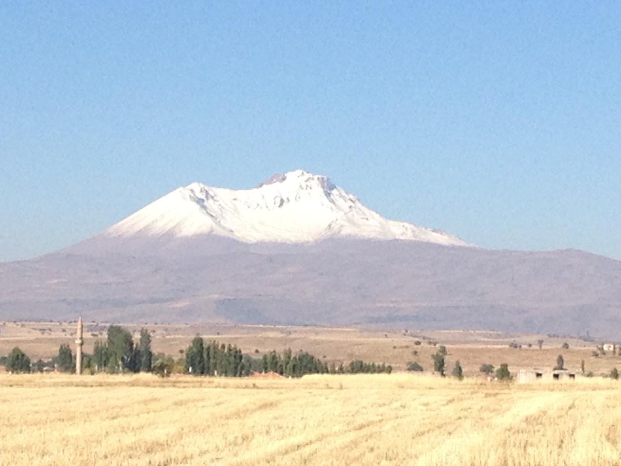 Vulkan Erciyes Dagi