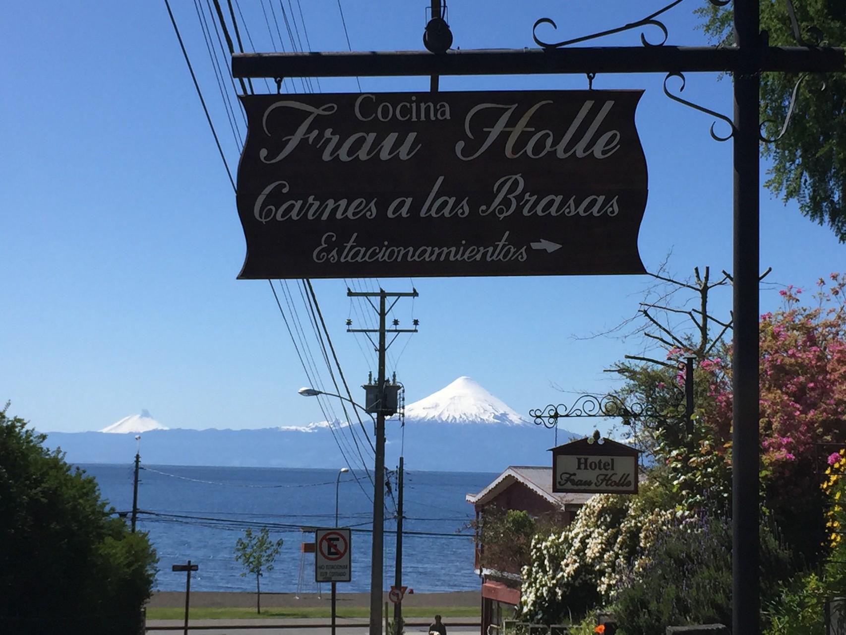 Frau Holle Guesthouse in Frutilar