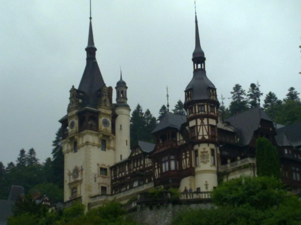 """Schloss Bran """"Drachenschloss"""""""