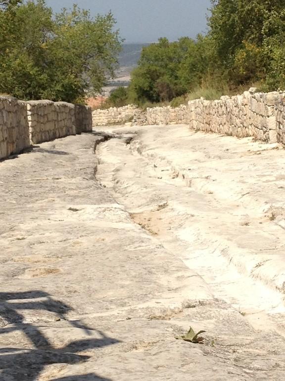 Oberer Teil der Felsenstadt