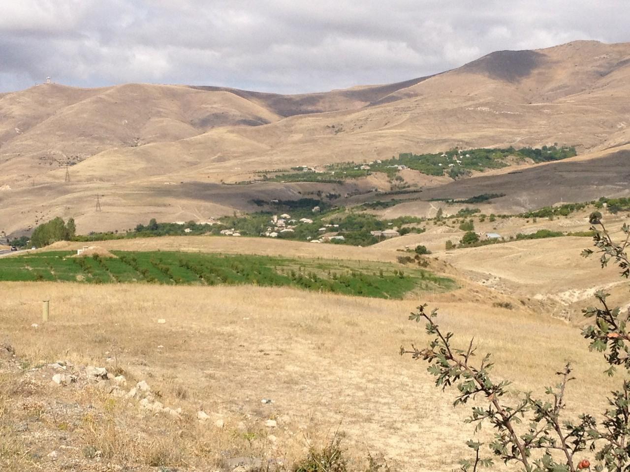 Hochebene mit Dörfern (2000 - 2500m)