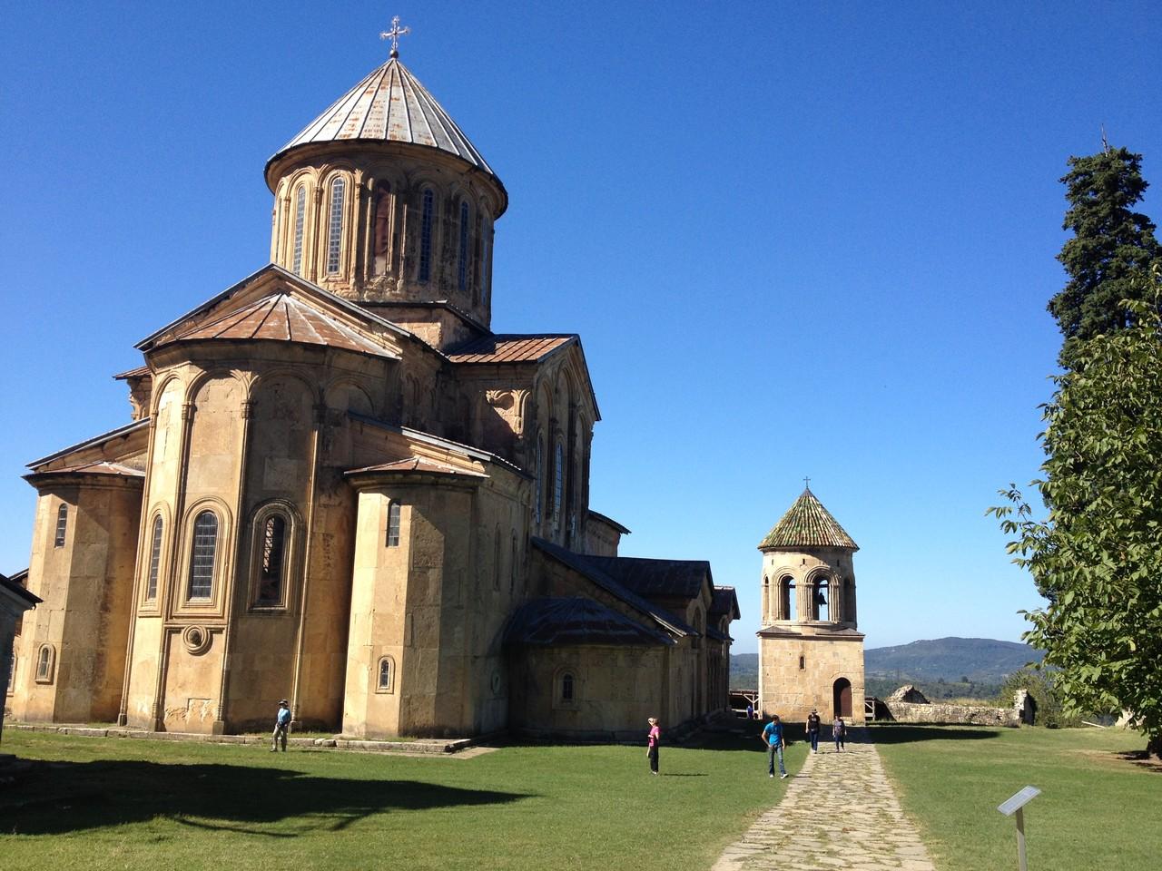 Kirche bei Kutaisi....