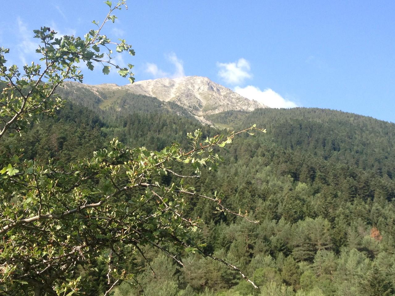 Wanderung in Espot
