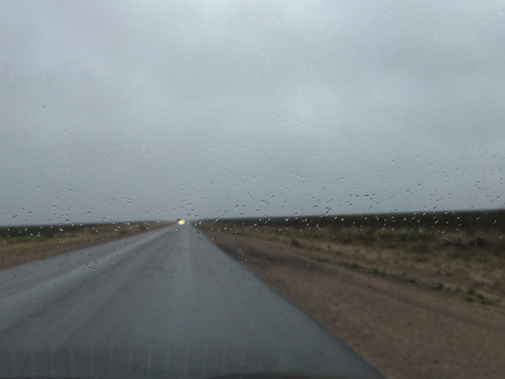 2. Tag Regen, Regen.......