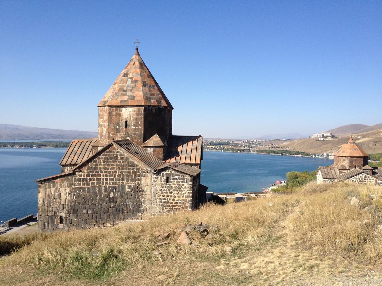 Kloster Sevan