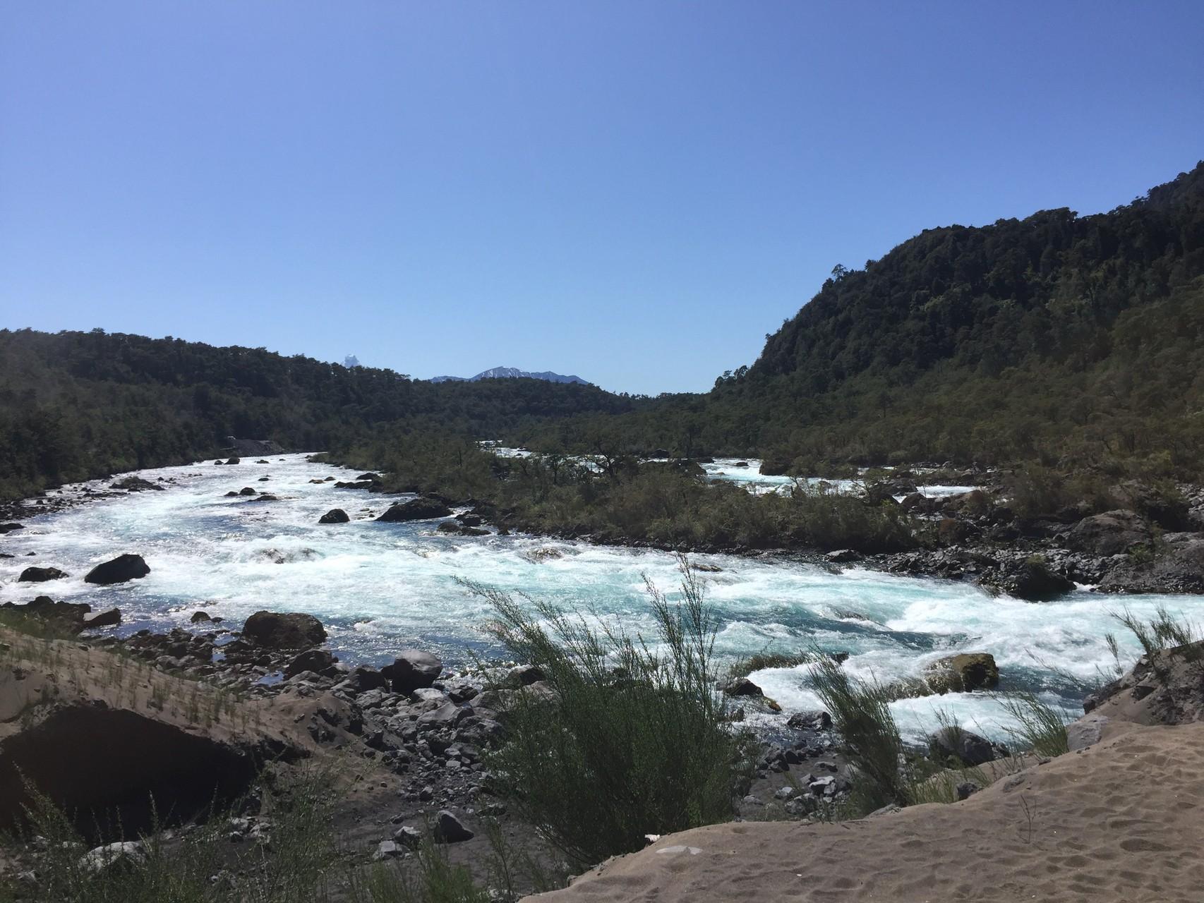 Fluss Petrohue
