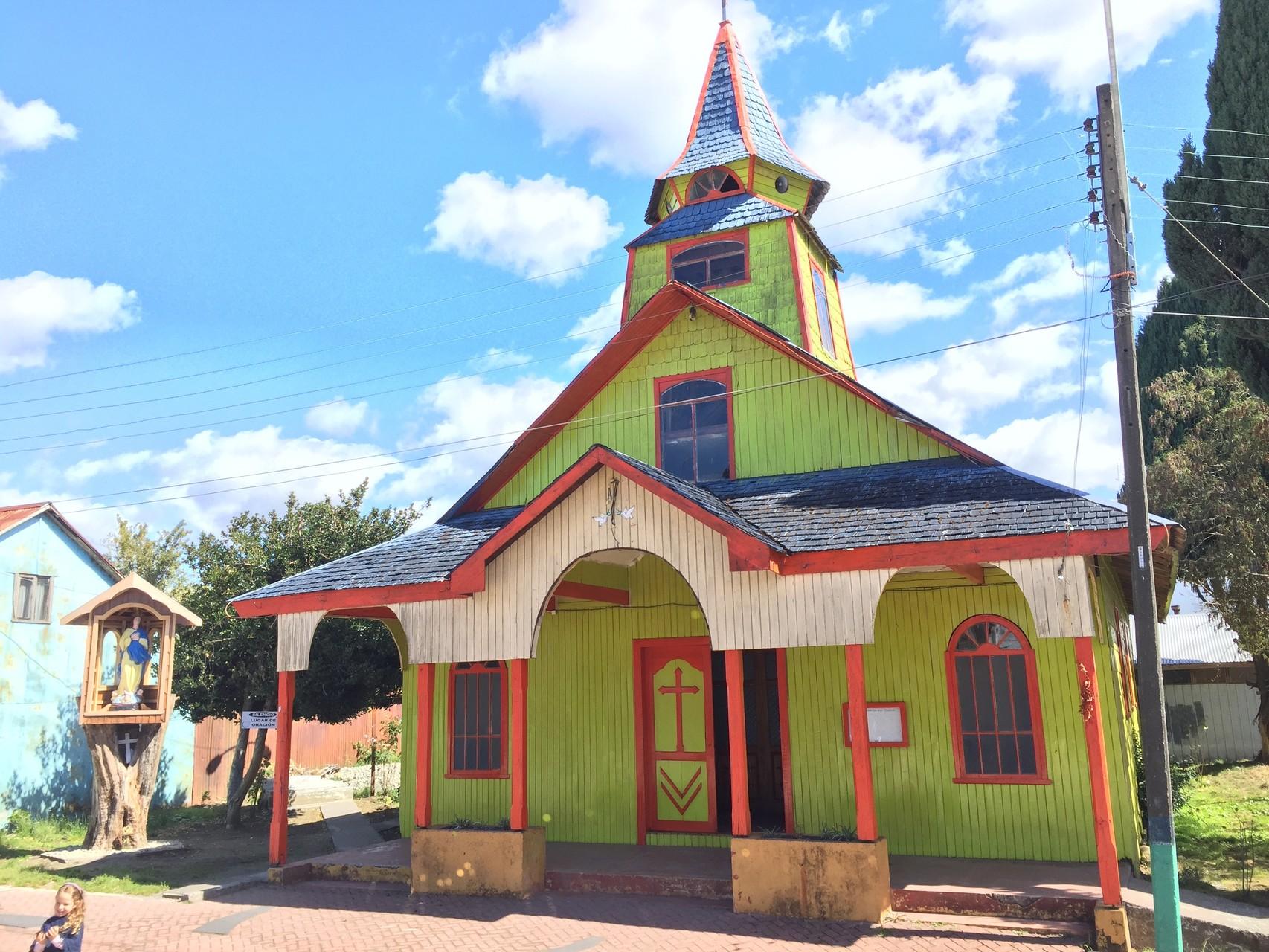 Kirche Lijuca