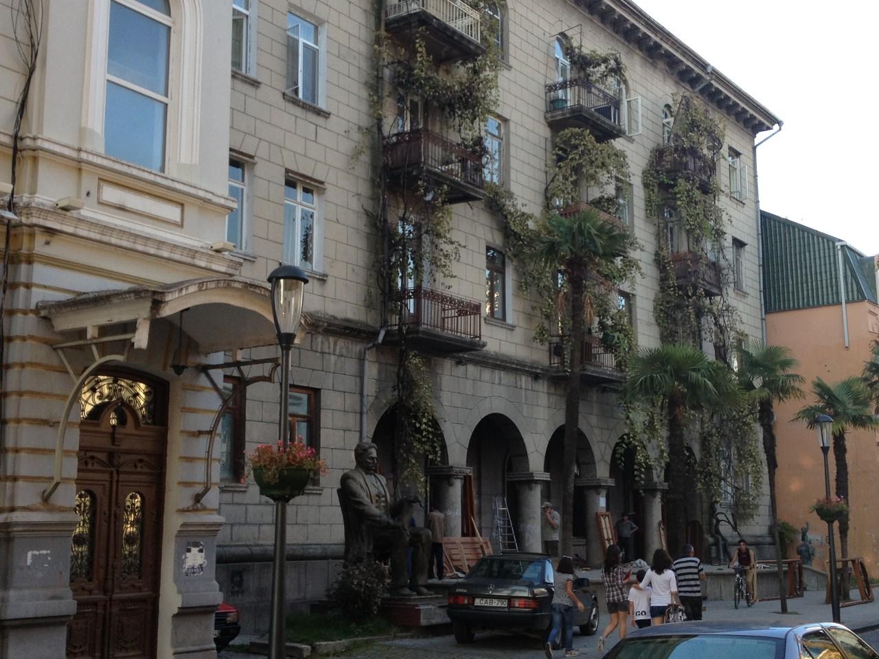 Batumi in der Altstadt