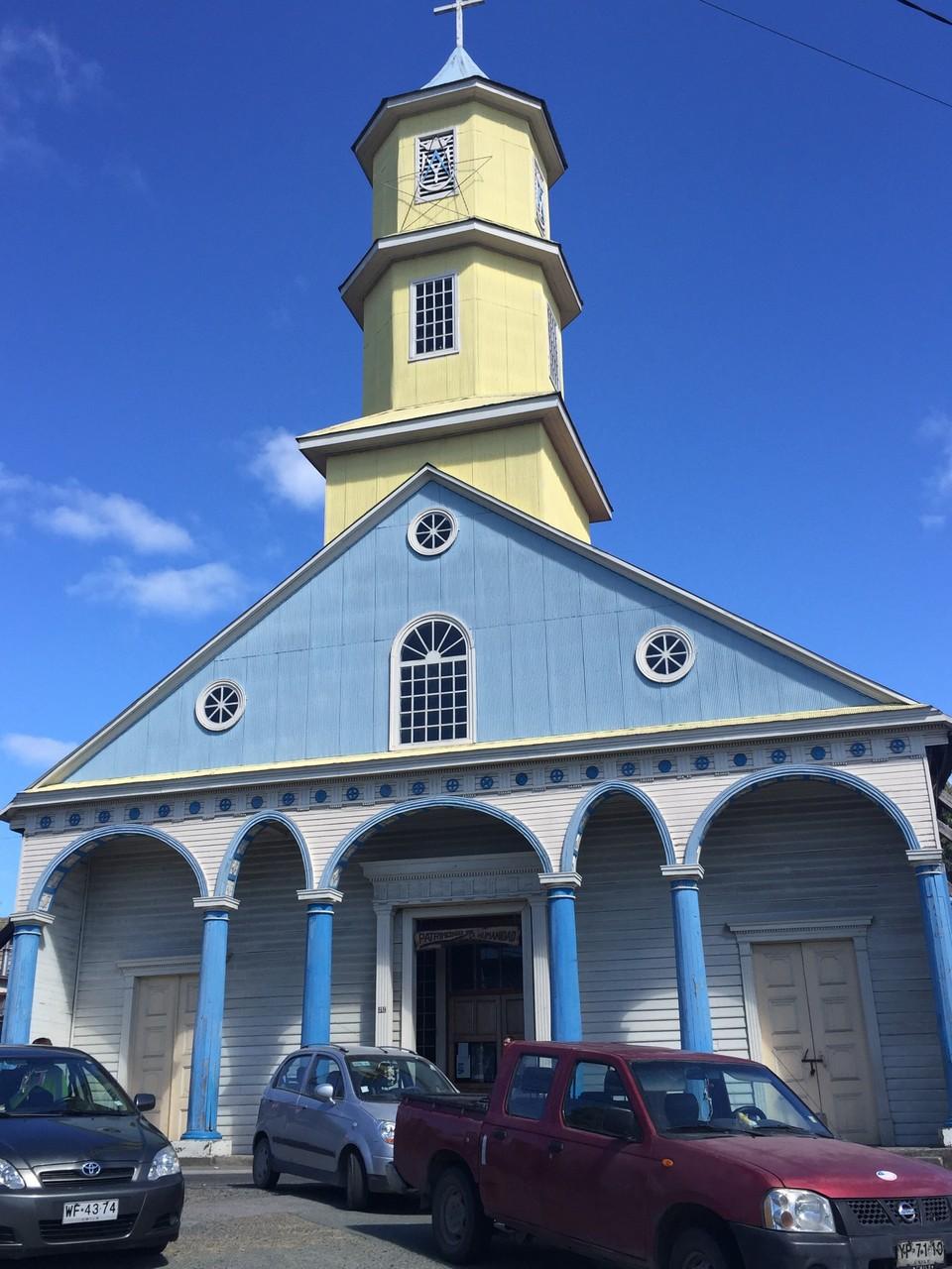 Kirche in Conchi
