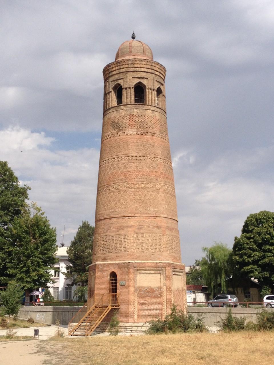 Minarett in Özgen