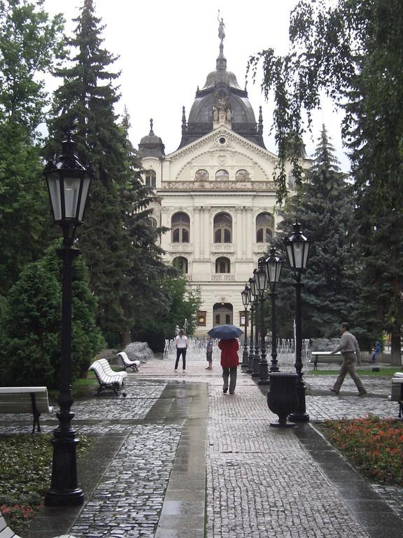 Rathaus von Kosice
