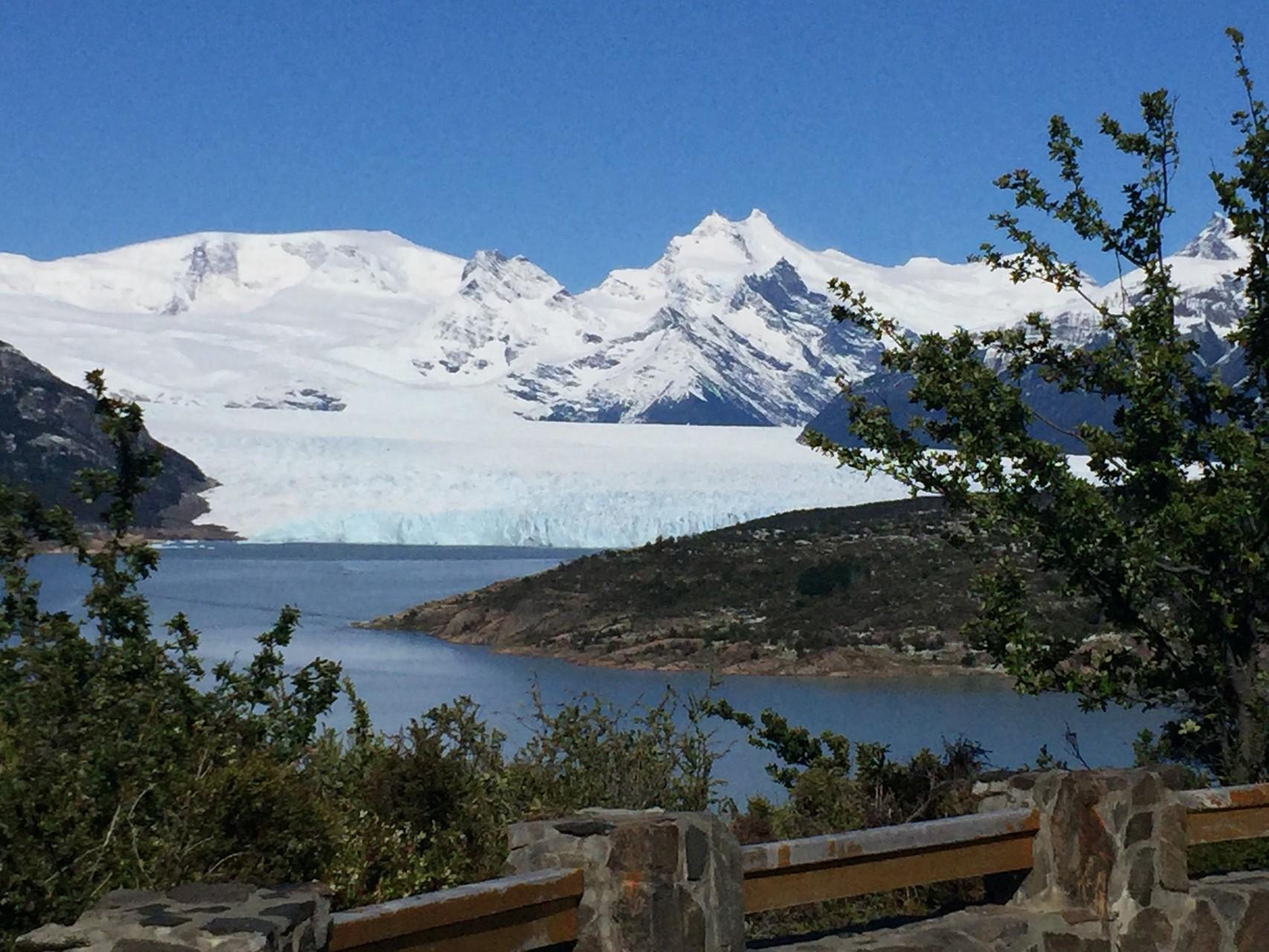 Gletscher Moreno