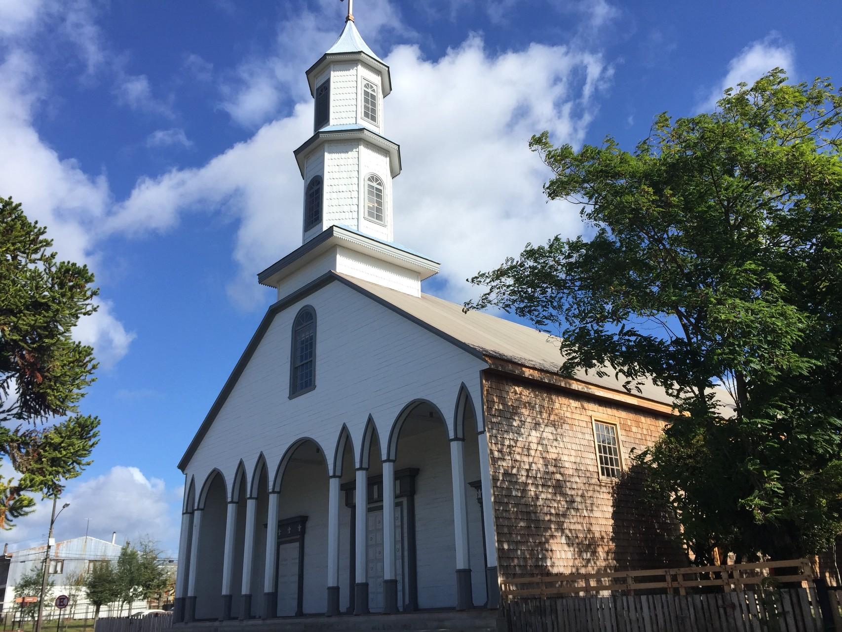 Kirche in Dalcahue